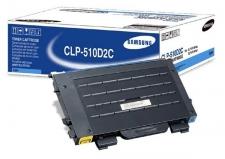 Заправка картриджа Samsung CLP-510D2C