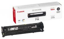 Заправка картриджа Canon Cartridge 716Bk