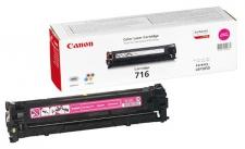 Заправка картриджа Canon Cartridge 716M