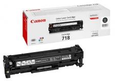 Заправка картриджа Canon Cartridge 718Bk