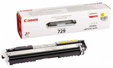 Заправка картриджа Canon Cartridge 729Y