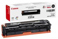 Заправка картриджа Canon Cartridge 731H Bk