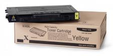 Заправка картриджа Xerox 106R00678 (yellow)