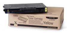 Заправка картриджа Xerox 106R00682 (yellow)